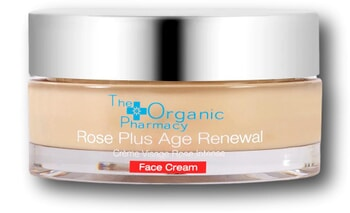The Organic Pharmacy Rose Plus Age Renewal Face Cream 50ml