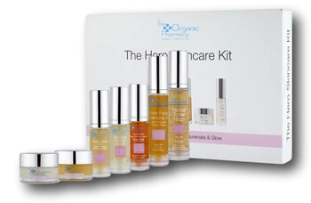The Organic Pharmacy The Hero Skincare Kit