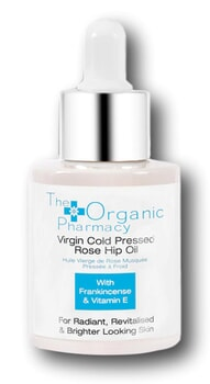 The Organic Pharmacy Virgin Cold Pressed Rose Hip Seed Oil 30ml