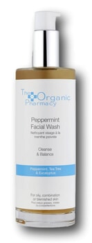 The Organic Pharmacy Peppermint Facial Wash 100ml