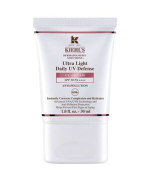Kiehl's Ultra Light Daily UV Defense CC Cream SHADE 3 SPF50+ 60ml
