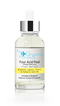 The Organic Pharmacy Four Acid Peel Serum 30ml