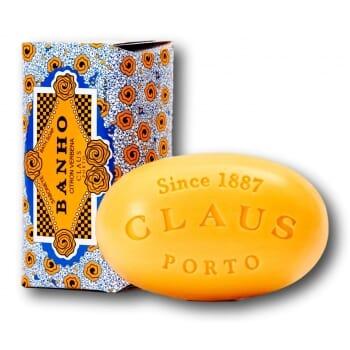 Claus Porto Banho - Citron Verbena Soap